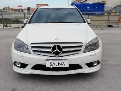 second-hand Mercedes 320 c s.w.cdi 4matic avantgarde amg
