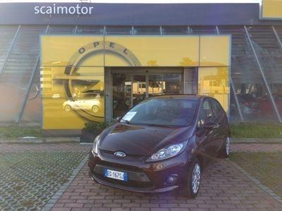 usata Ford Fiesta 5 SERIE