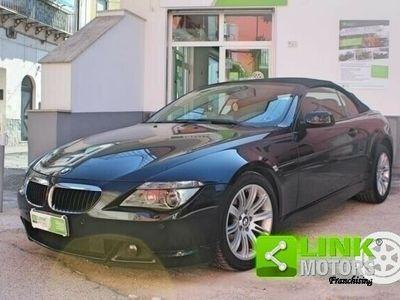 usata BMW 630 Cabriolet Serie 6 i