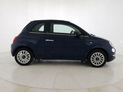 usata Fiat 500C 1.2 69 cv lounge euro 6d-temp