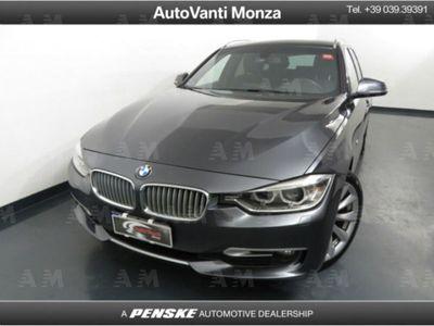 usata BMW 318 Serie 3 Touring d Modern del 2015 usata a Monza