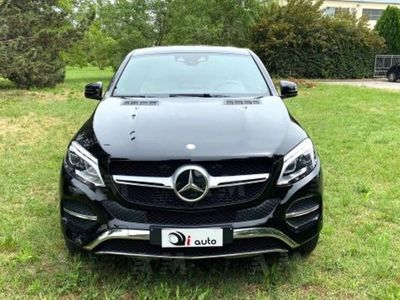 usata Mercedes 350 GLE suvd 4Matic Exclusive Plus usato