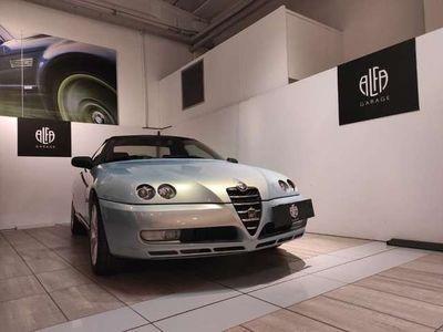 usata Alfa Romeo GTV Spider 2.0i JTS 16V cat NUVOLA