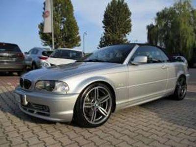 "usata BMW 325 Cabriolet ci automatica - pelle cerchi m 18"" benzina"
