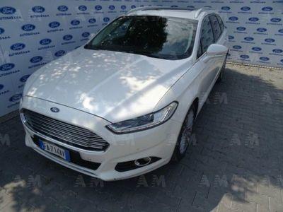 usata Ford Mondeo 2.0 TDCi 180 CV S&S 5 porte Titanium del 2015 usata a Firenze