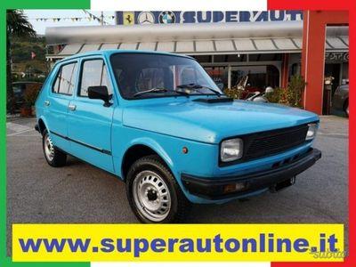 usado Fiat 127 903 5 porte ( RARISSIMA )