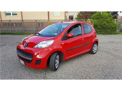 usata Peugeot 107 1.0 68 CV 5p.
