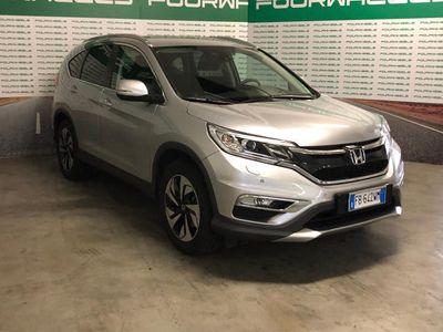 usata Honda CR-V 1.6 i-DTEC Lifestyle Navi ADAS 4WD