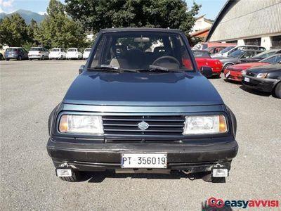 usata Suzuki Vitara 1.6i cat Cabriolet JX