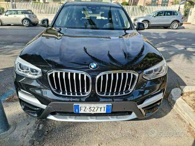 usata BMW X3 Garanzia 3 anni 2.0D
