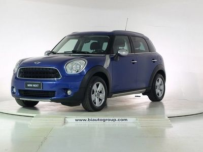 brugt Mini One D Countryman 1.6 Business XL