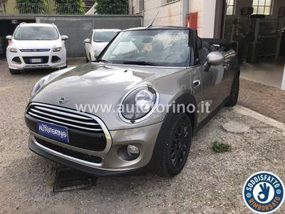 begagnad Mini Cooper D Cabriolet COOPER BOOST LINE