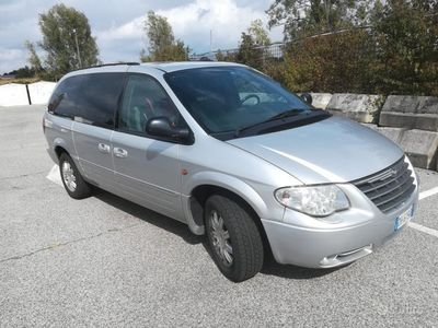 usata Chrysler Grand Voyager 2.8 CRD Limited