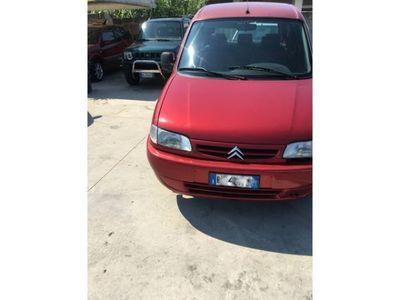 used Citroën Berlingo 1.9 D 4p. Multispace PLS