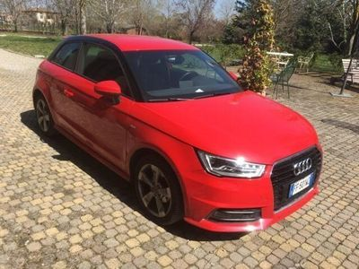 usata Audi A1 1.4 TDI ultra S tronic Metal plus