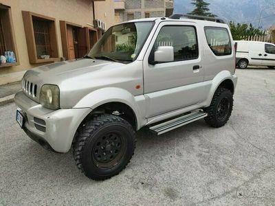 usata Suzuki Jimny 1.3 benzina anno 2005