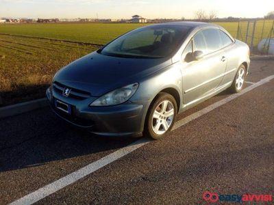 used Peugeot 307 CC 1.6 16V