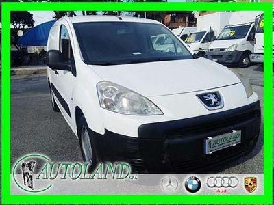 usata Peugeot Partner 1.6 HDi 90CV L2 3 posti Furgone Affaire