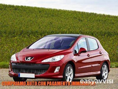 usata Peugeot 308 1.6 thp 150cv 5p. tecno (5 marce) benzina