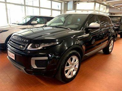 usata Land Rover Range Rover evoque 2.0 TD4 150 CV 5p. Pure usato