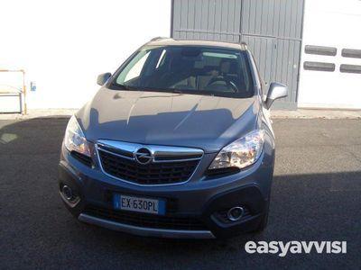 usado Opel Mokka 1.7 CDTI Ecotec 130CV 4x2 ego