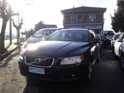 brugt Volvo V70 D5 Geartronic Momentum