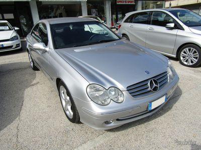 usata Mercedes CLK200 kompr. cat elegance