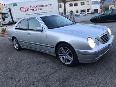 usata Mercedes E270 CDI cat Elegance ottime condizioni !!!