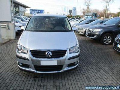 brugt VW Touran Cross 2.0 TDI DPF del 2009
