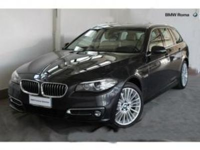 usata BMW 528 i xDrive Touring Luxury
