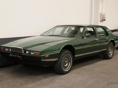 usata Aston Martin Lagonda 645 esemplari