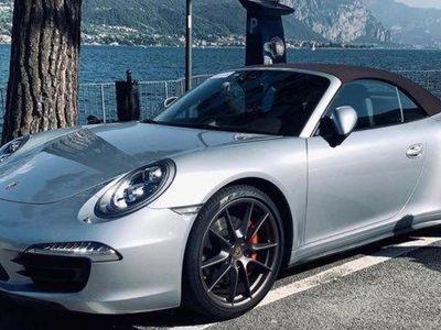 usata Porsche 911 Carrera 4S Cabriolet 991 911 3.8 Approved