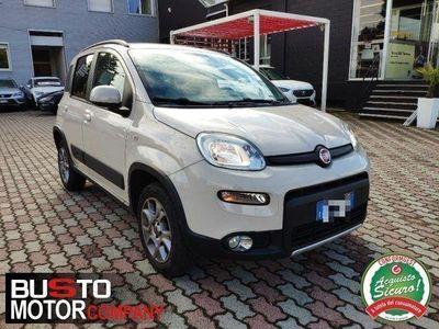 usado Fiat Panda 4x4 1.3 MJT S&S - NEOPATENTATI