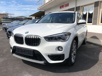 usata BMW X1 xDrive18d LED NAVI SENSORI FULL OPTIONAL GARANZIA