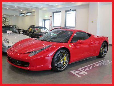 usata Ferrari 458 Italia DCT *FULL OPTIONAL - SERVICE BOOK*