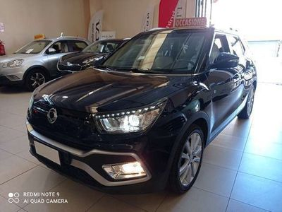 usata Ssangyong XLV 1.6d 2WD Be Cool Aebs