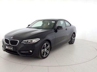 brugt BMW 220 d Coupé Sport