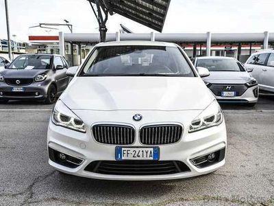 usata BMW 218 Active Tourer Serie 2 Active Tourer Serie 2 A.T. (F45) d Luxury
