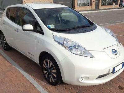 brugt Nissan Leaf Elettrico Sincrono Trifase Tekna