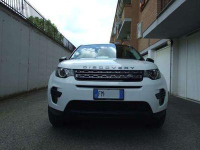 usata Land Rover Discovery Sport 2.0 eD4 150 CV