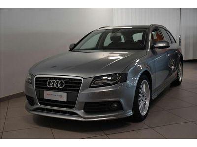 usata Audi A4 2.0 TDI 143CV Advanced Plus