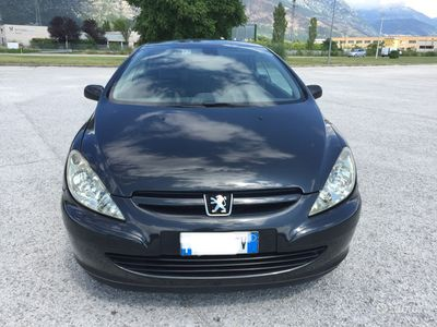 usata Peugeot 307 CC cabrio 2.0 16V