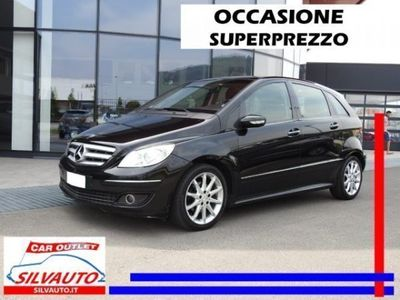 begagnad Mercedes B200 B 200 CDI ChromeCDI Chrome