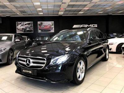 gebraucht Mercedes E220 S.W. 4Matic Business Sport Auto(960) GR