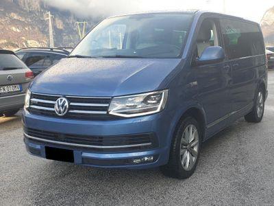 "usata VW Multivan T62.0 TDI 204CV DSG 4M Highl ""IN ARRIVO"" LED NAVI"