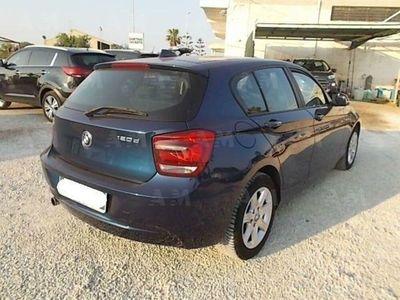 begagnad BMW 120 d 5p. Unique 184cv - 9/2013 NAVI