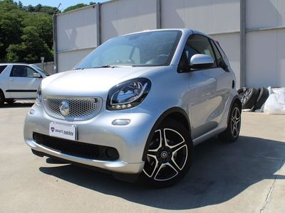 brugt Smart ForTwo Cabrio 90 0.9 Turbo twinamic Passion