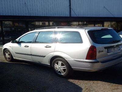 second-hand Ford Focus Station Wagon 1.8 Tdci SW Zetec