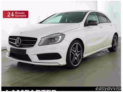 usata Mercedes A180 A 180BE AMG Line / NightP / Navi /