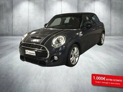 usata Mini Cooper SD 5 porte 5 porte 2.0Business XL 5p auto